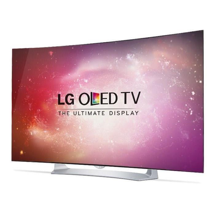 LG TV 55EG910 Curved Full HD 1080p 140cm (55 pouces) OLED