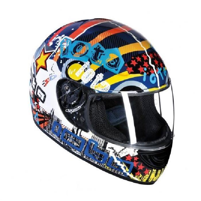 Casque moto Enfant Iota COMICS Achat / Vente casque moto scooter
