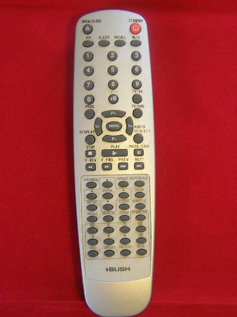Bush DVD télécommande de télévision pour DVD146TV TV/DVD Combi