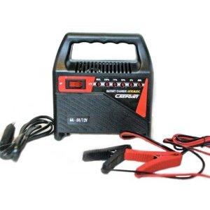 chargeur de batterie 6 amperes 6 12v universel pour voiture moto
