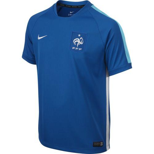 Nike Maillot de football Junior Fff 2015 Squad Training 2 644061