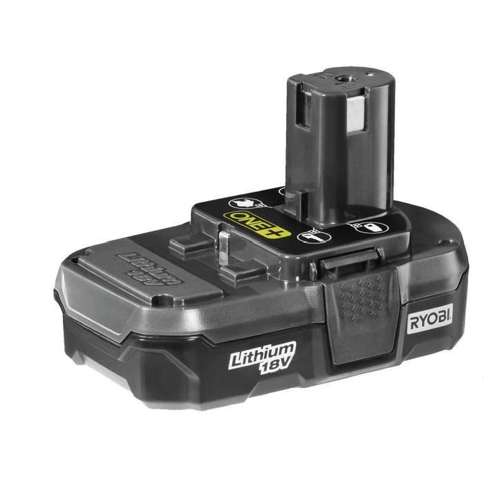 RYOBI Batterie Lithium Ion 18V 1,3Ah Achat / Vente pièce outil de
