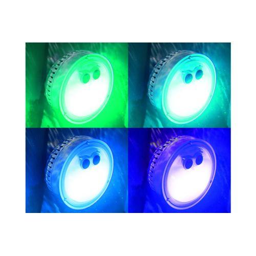 Intex Projecteur Led à piles pour spa gonflable pas cher Achat