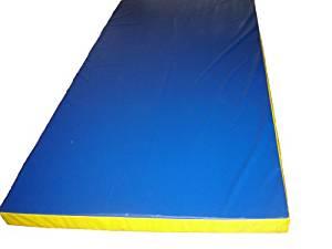 de chute BLEU jaune 2mx1mx8cm (GE 03BJ/WB 5): Jeux et