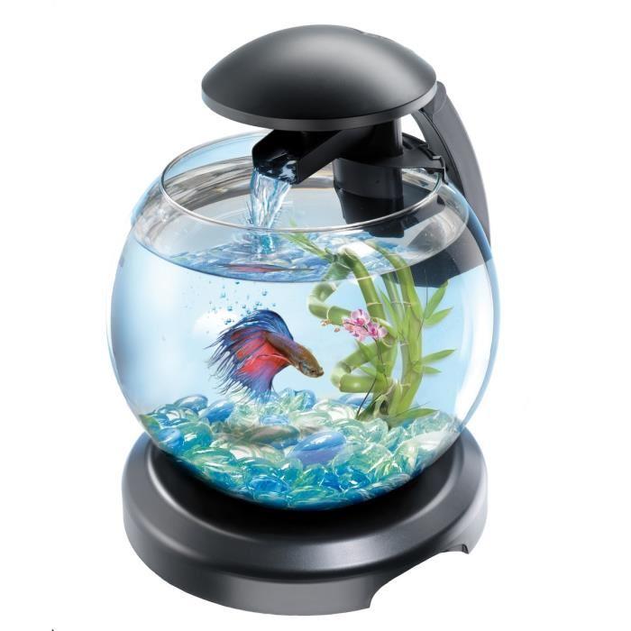 TETRA Cascade Globe noire Achat / Vente aquarium Aquarium