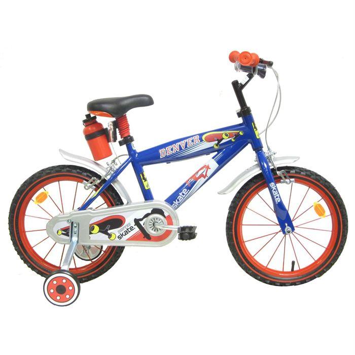 DENVER Vélo Skate 4/7 ans Enfant Prix pas cher