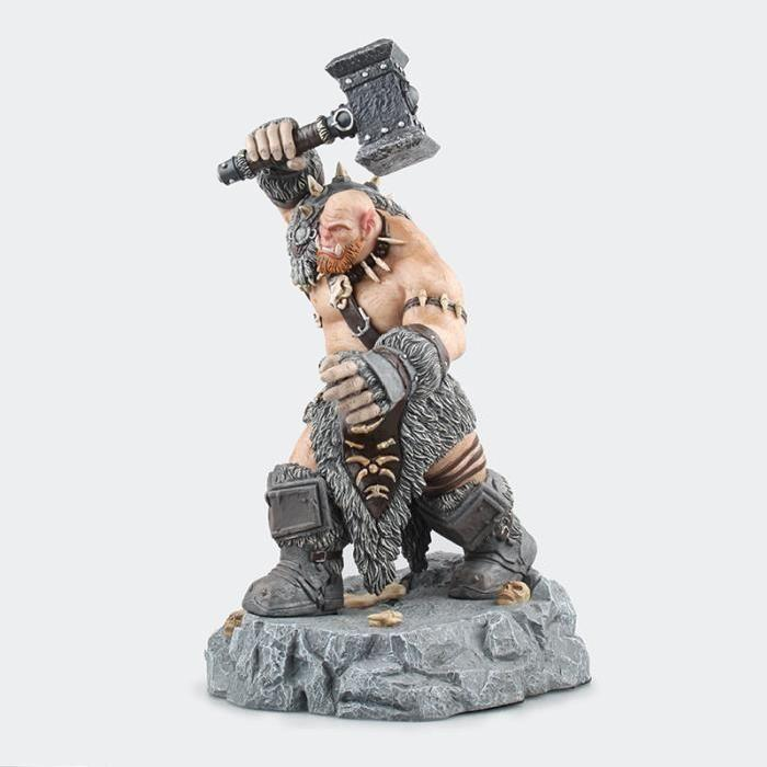 World of Warcraft Figurine 26cm Ogrim Doomhammer Achat / Vente