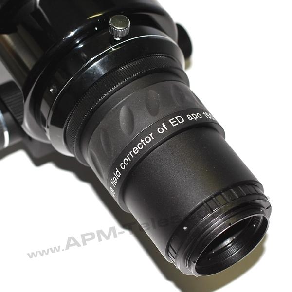 Skywatcher télescope esprit 150ed avec correcteur et APM/riccardi