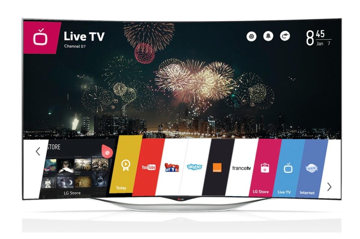 TV OLED Lg 55EC930V OLED (4048091) |
