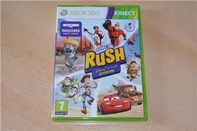 Kinect Ruée Vers Un Disney Pixar Aventure Xbox 360 kinect PAL de UK