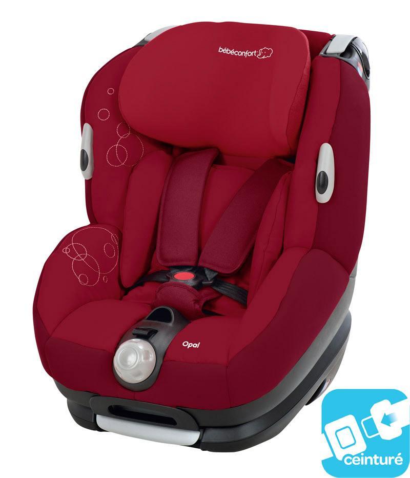 siège auto opal groupe 0 1 le siège auto opal de bébé confort