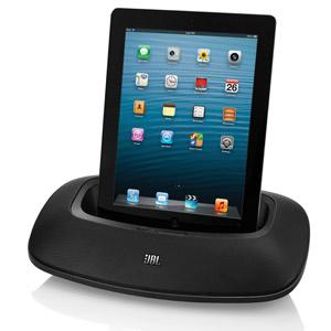 JBL OnBeat Mini Enceinte avec Station d'accueil Noir: Audio