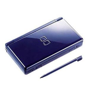 Blue Nintendo DS LITE DSL NDSL Handheld System Game Console and Gifts