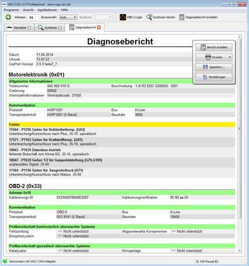 Vag Can auvent logiciel vw audi seat skoda encoder programmer lire