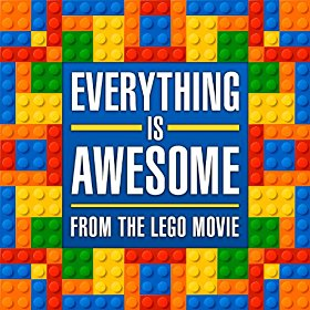 Is Awesome (From «The Lego Movie») [Piano Version]: Hollywood Movie