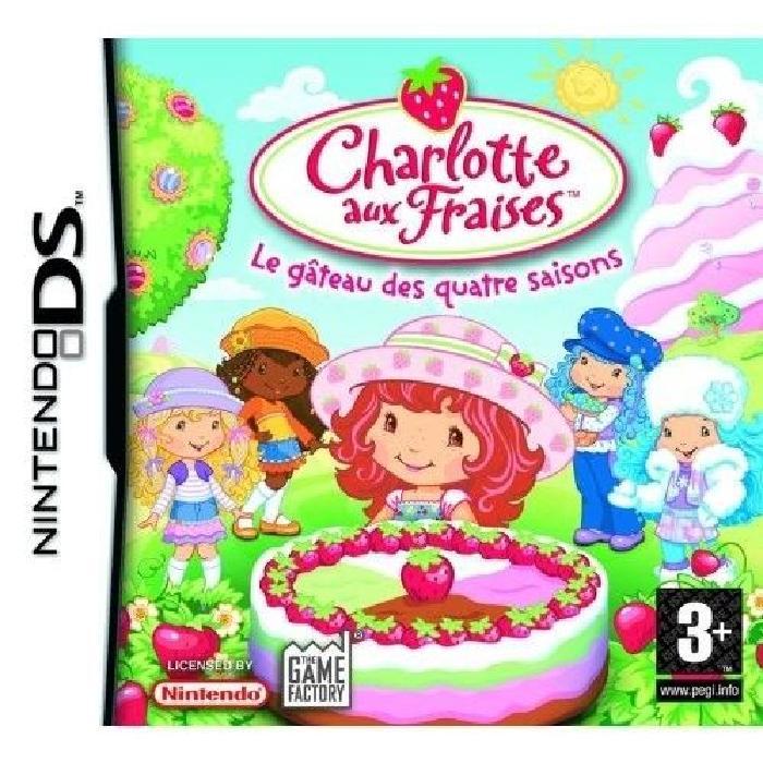 CHARLOTTE AUX FRAISES Achat / Vente jeu ds dsi CHARLOTTE AUX