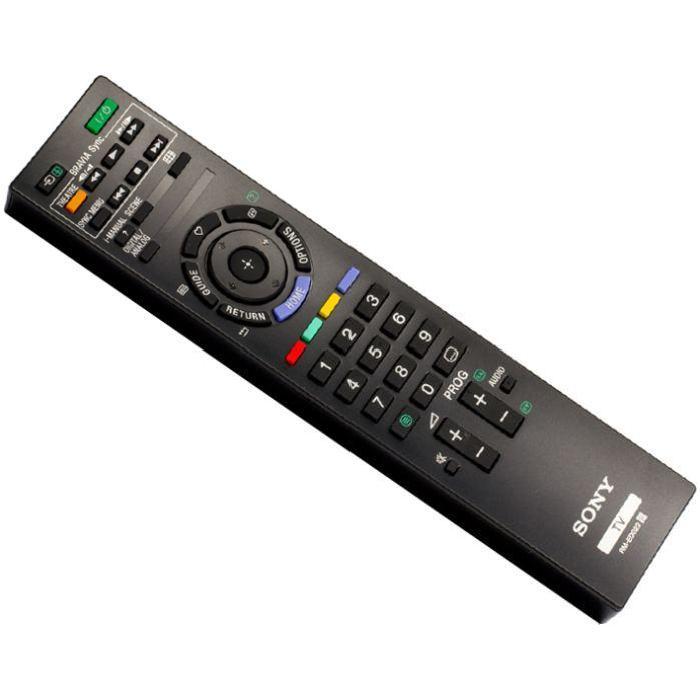 Télécommande RM ED022 Sony.