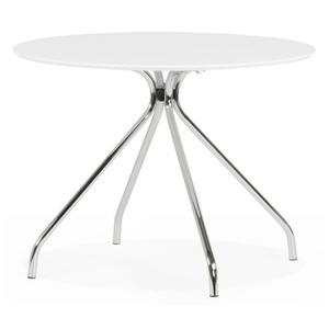 Petite table de cuisine blanche Achat / Vente Petite table de