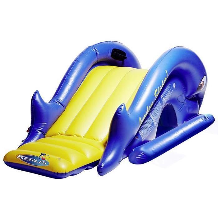 Toboggan gonflable piscine Achat / Vente toboggan