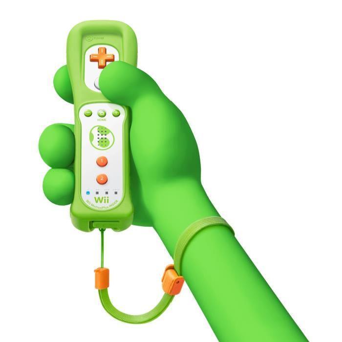 Wii U Plus Yoshi Verte Achat / Vente manette Télécommande Wii U
