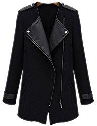 .fr : manteau mi long Manteaux et blousons / Femme : Vêtements