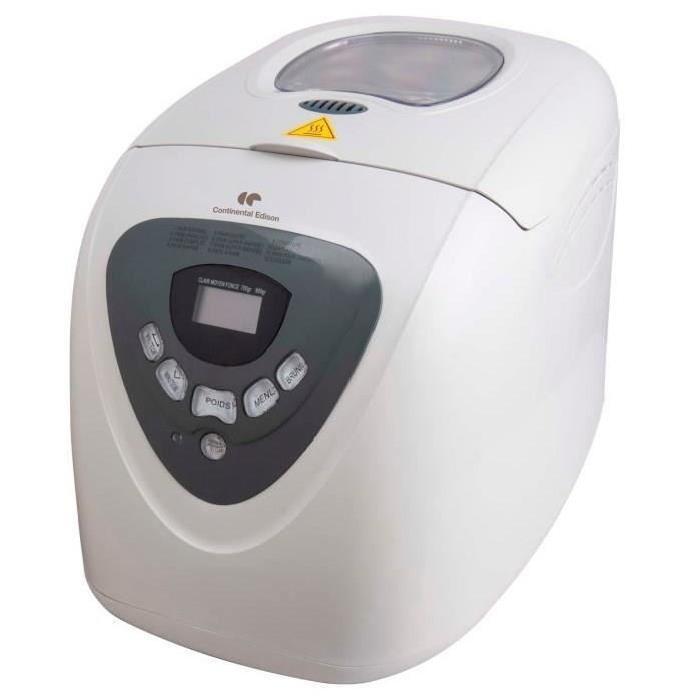 EDISON MP838DIG Achat / Vente machine à pain