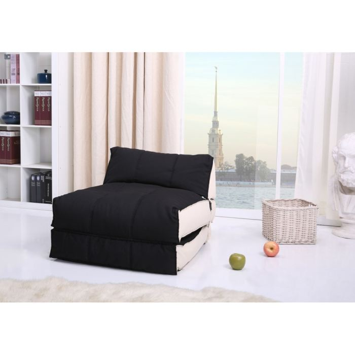 chauffeuse convertible topiwall. Black Bedroom Furniture Sets. Home Design Ideas
