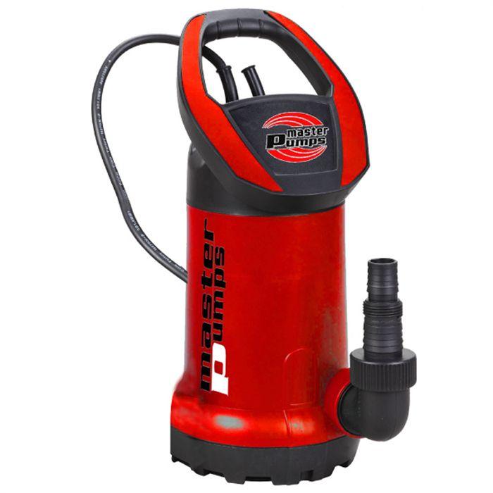 Pompe immergée MASTER PUMPS pour eaux claires Achat / Vente pompe