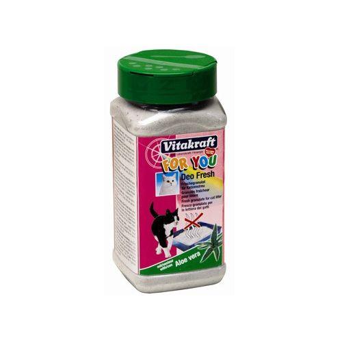 desodorisant deo fresh en poudre vitakraft pour litiere