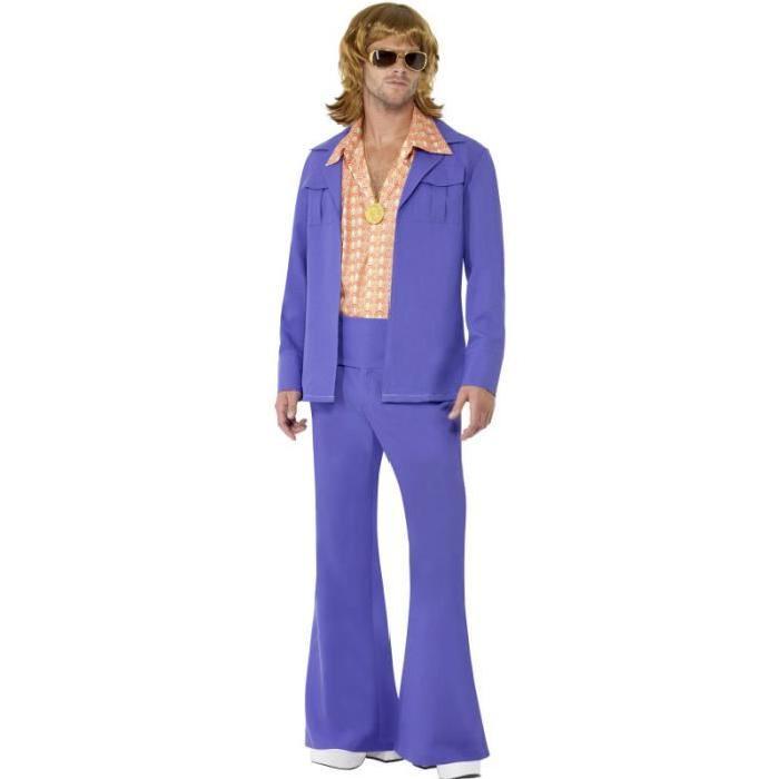 Déguisement homme années 70 Achat / Vente déguisement panoplie