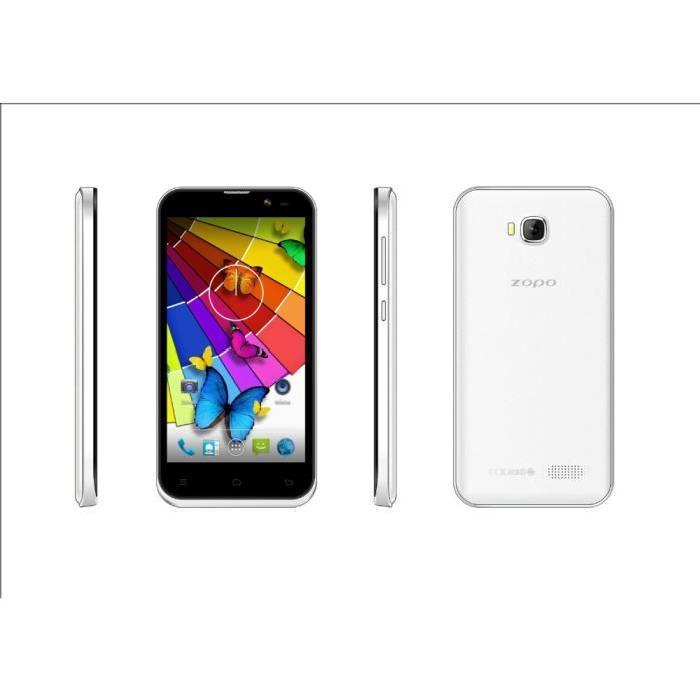 inch ZOPO ZP700 ' Cuppy' smartphone MTK6582 Quad core with 1Gb