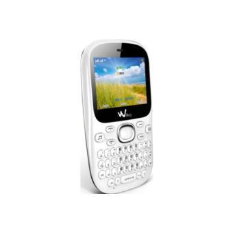 Téléphone Mobile & Smartphone WIKO Minz + blanc LS Achat & prix