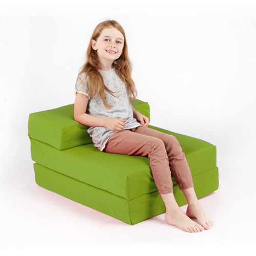 Block Foam Z bed Sofabed Guest Chair Bed Folding Mattress Futon