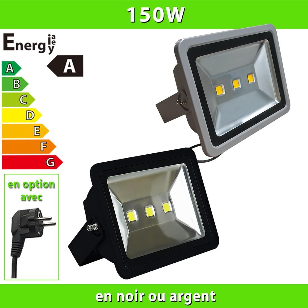 LED Projecteur Exterieur Eclairage Halogène Spot 10W 20W 30W 50W 100W