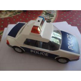 vendeur pour Playmobil Voiture De Police Avec Gyrophares Clignotant