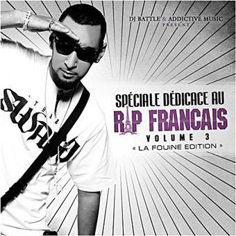 edition la fouine DJ Battle CD album Achat & prix | fnac