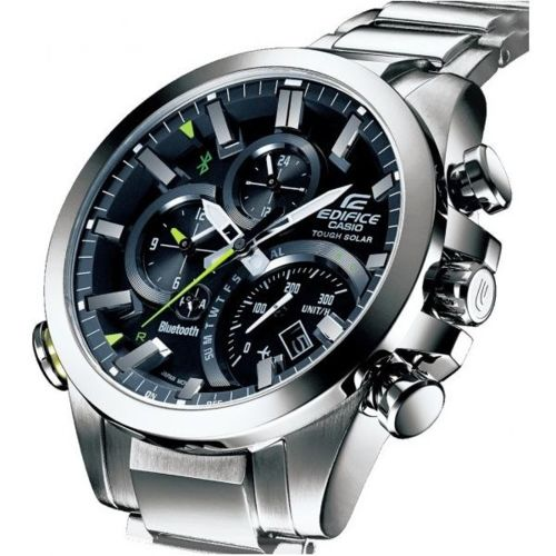 Casio Montre Edifice Bluetooth Collection Eqb 500D 1AER Cadran