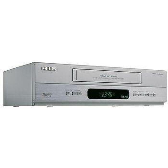 VR550 Achat / Vente lecteur vhs PHILIPS VR550 économique