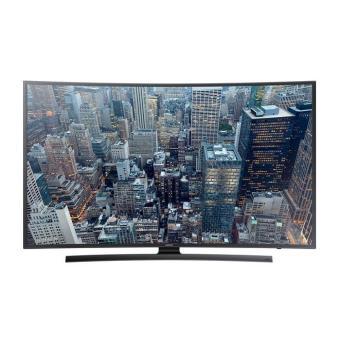 TV LED Samsung UE55JU6570UXZF UHD 4K Incurvé TV LCD 50′ à 55