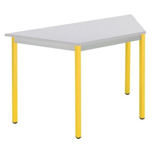 pieds jaune pas cher Achat / Vente Table de réunion RueDuCommerce