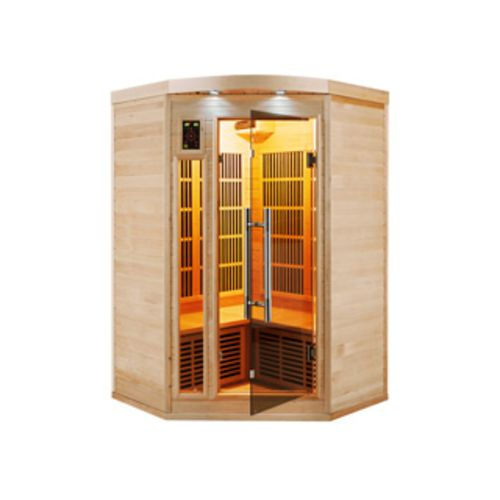 France Sauna Pool Zen Spa Sauna infrarouge cabine 2 3 places