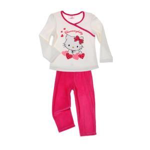Pyjama velours Imprimé Charmmy K Blanc Achat / Vente chemise de