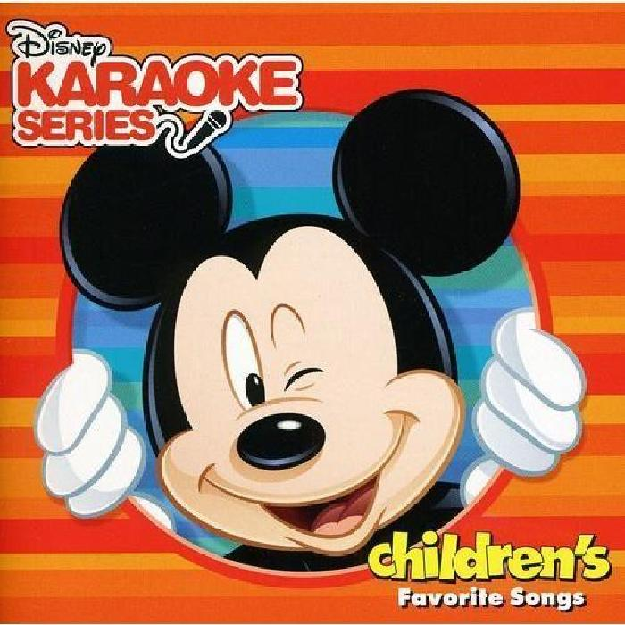 Disney Karaoke Series Children's Favorite Songs Format: CD Date de