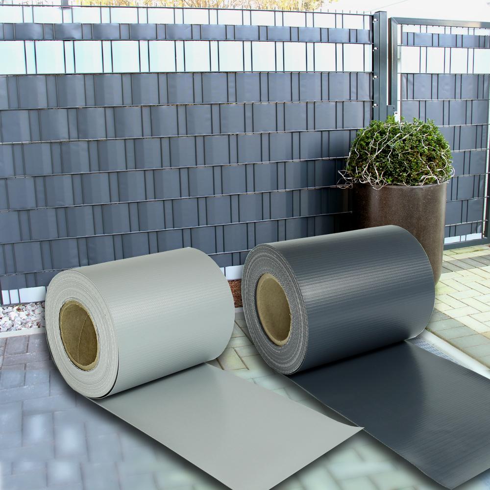 cloture pvc couleur topiwall. Black Bedroom Furniture Sets. Home Design Ideas