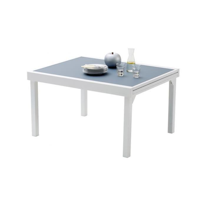 Table de jardin extensible - TopiWall
