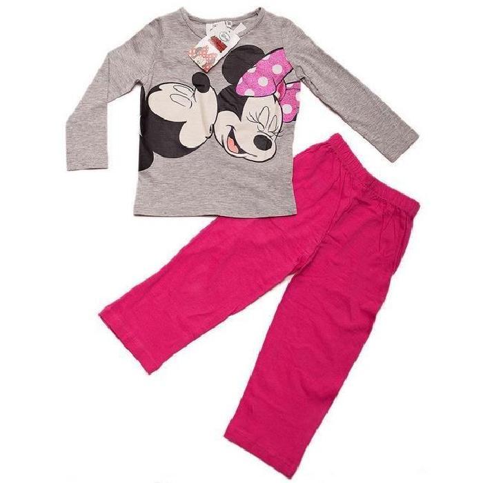 Pyjama enfant Minnie de disney Achat / Vente chemise de nuit