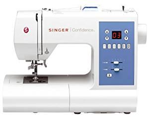 Singer Confidence 7465 Machine à coudre électronique