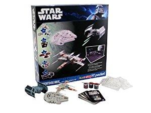 Revell 01002 Calendrier de l'Avent Star Wars: Jeux et