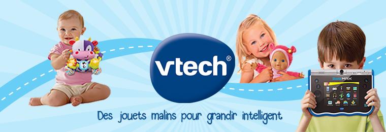 éducatifs et ludiques Vtech au meilleur prix : ordinateurs, tablettes