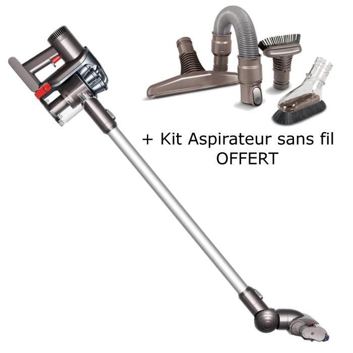 Aspirateur Balai DYSON DC45 + Kit aspirateur sans fil Dyson 913049 01
